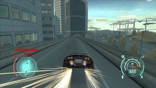 Need for Speed: Undercover - Sprint: Gusa & Cross Slope - Lotus Elise