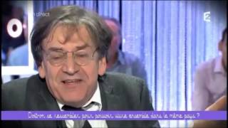 Alain finkielkraut coincé par Abdel Raouf Dafri dans Ce Soir Ou Jamais de Frédéric Taddeï