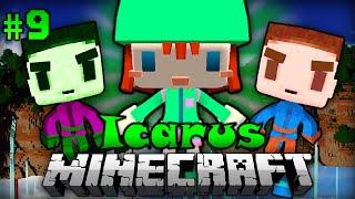 WO bin ich HIEEER?! - Minecraft Icarus #09 [Deutsch/HD]
