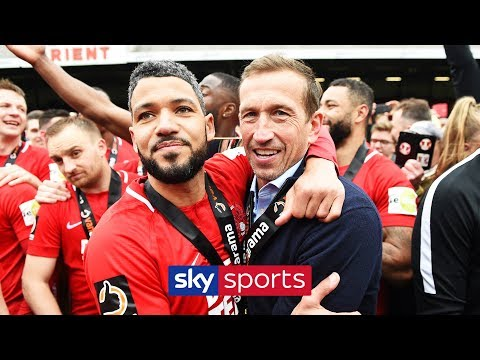 Learning to cope without Justin Edinburgh | Leyton Orient | World Mental Health Day