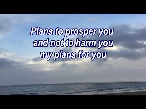 His Plans For You - vocal