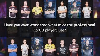 Have you ever wondered what mice the professional CS:GO players use? thumbnail