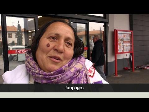 """Parla la rom chiusa nel gabbiotto: """"Avevo paura"""". I passanti: """"Dovevano metterla nel tritacarne"""""""