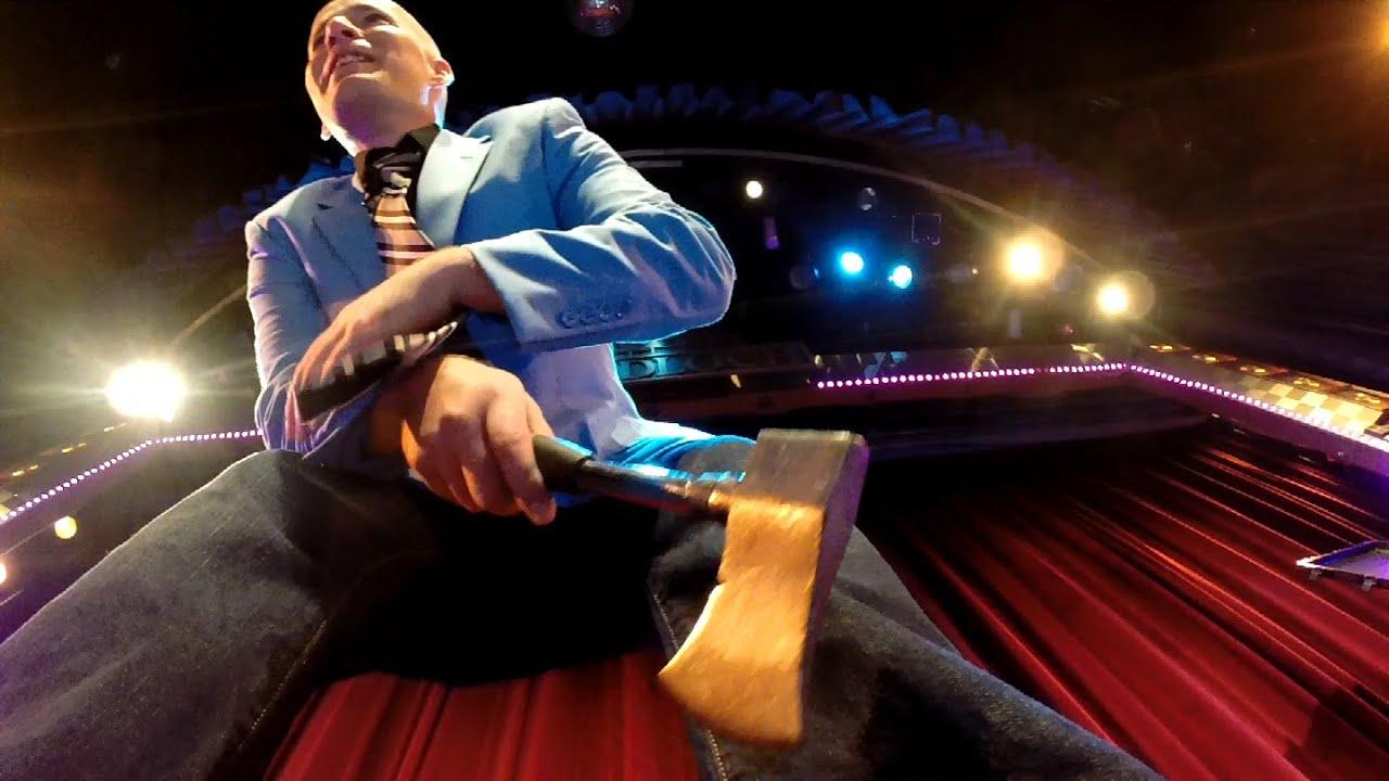 Comedy Juggler Stephen Caruso