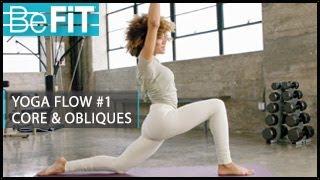 Yoga Flow Workout: Level 1 | Core- Jess Taras