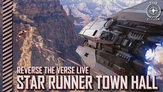 Star Citizen: Reverse the Verse - Mercury Star Runner Town Hall