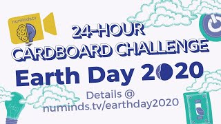#24EarthDayChallenge | USA continues 24 Hour Cardboard Challenge