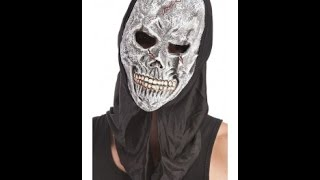 Maska strachu (Mask of fear) prank