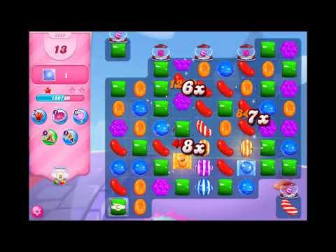 Candy Crush Saga - Level 3228 ☆☆☆
