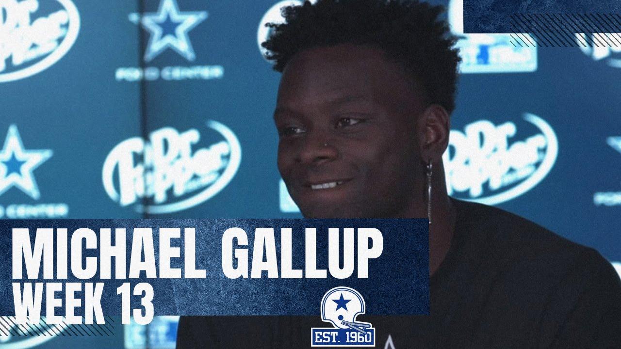 Michael Gallup: Handling Adversity | Dallas Cowboys 2020