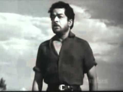 Aye Maalik Tere Bande Hum (Male) [Full Version] - Do Aankhen Barah Haath.flv