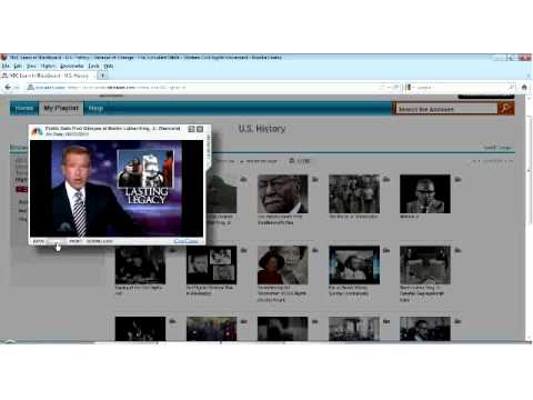 Increase Student Success with Dynamic Multimedia Content from NBC Learn