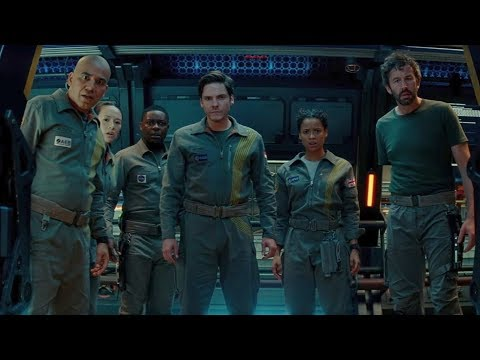 The Cloverfield Paradox (God Particle) - HD Trailers - 2018