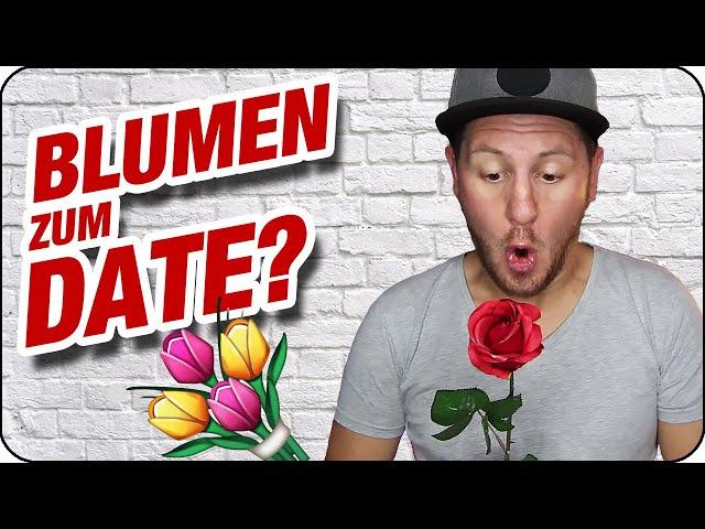 BLUMEN ZUM DATE ODER VALENTINSTAG? 💐 | Flirt- & Datingtipps