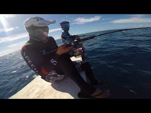 Cebu Anglers Club ( Farrah Jigging trip Birthday)