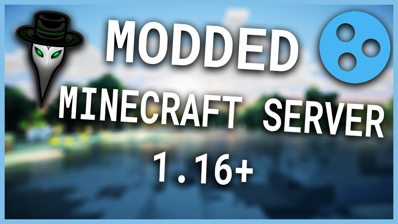 How To Make a Modded Minecraft 1 16 1 Server Hamachi With More
