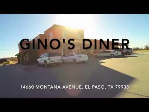 Gino's Diner in El Paso, Texas