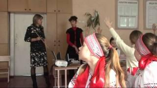 Урок укр мови Кучма Т І  Желдак С М