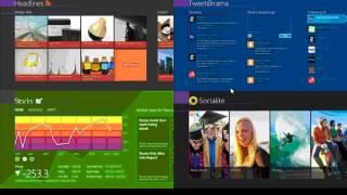 [Windows 8.1 Development Series] 9 - Windows 8.1 User Exprience, User Interface Tips & Tricks