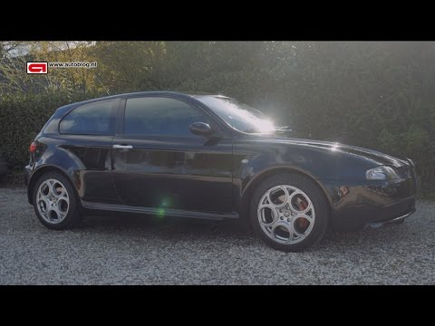 My car: Alfa Romeo 147 3.2 V6 GTA