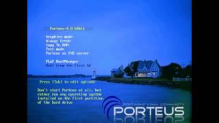 Porteus XFCE v4.0.0