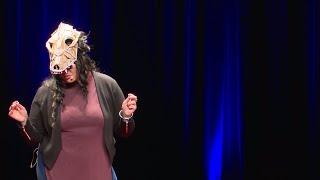 Radical Vulnerability: Choosing Authenticity as an Act of Resistance | Nina Maybe | TEDxOshkosh