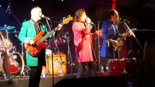 Showaddywaddy Live @ Solid Gold Weekender, Seacroft, Hemsby 2015