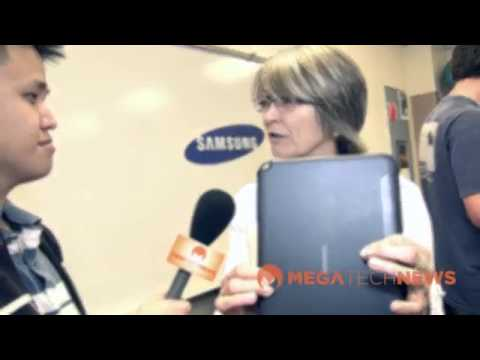 HD Checking Out Canada's First Samsung Smart Classroom