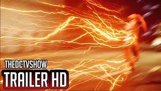 The Flash Season 4 Comic Con Trailer