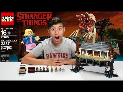 the-upside-down!!!-lego-stranger-things---set-75810-time-lapse-build-&-review!