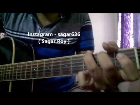 Humnava Guitar Lesson | Hamari Adhuri Kahani