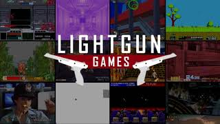 LIGHTGUN GAMES GENRE VIDEO INTRO - ARCADE & CONSOLES