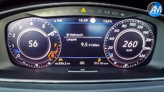 Golf 7 R Performance Pack - 0-262 km/h Launch Control🏁