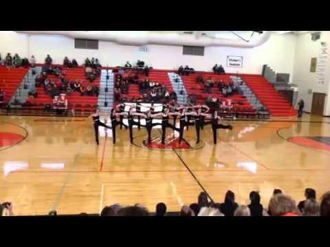"Powell High School Dance Team, ""Die Young"""