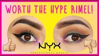 "🌙VALE LA PENA LA NUEVA MASCARA ""WORTH THE HYPE"" DE NYX PROFESSIONAL MAKEUP?"