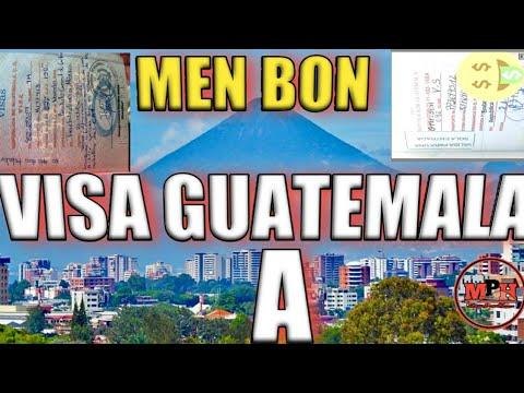 Visa Guatemala kilés ki bon an?#MPH #molierepetithomme #haitianceeator #haiti #sans visa