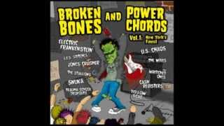 England Belongs To Me - Trauma School Dropouts - Broken Bones and Power Chords, Vol. 1