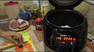 Домашние видео рецепты - мясная солянка в мультиварке