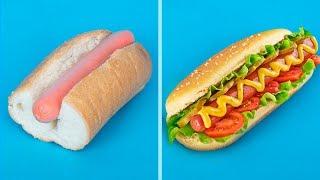 13 خدعة بيستخدمها المعلنين لإظهار الأكل في شكل لذيذ / خدع تصوير الأكل