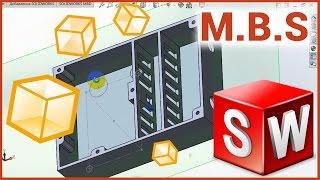 SolidWorks: делаем корпус под 3D печать. Корпус  слухового аппарата