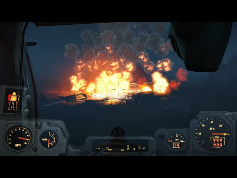 Fallout 4 - Rockets Red Glare Mission and Underground Railroad Ending