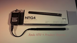 Rode NTG 4 Product Review