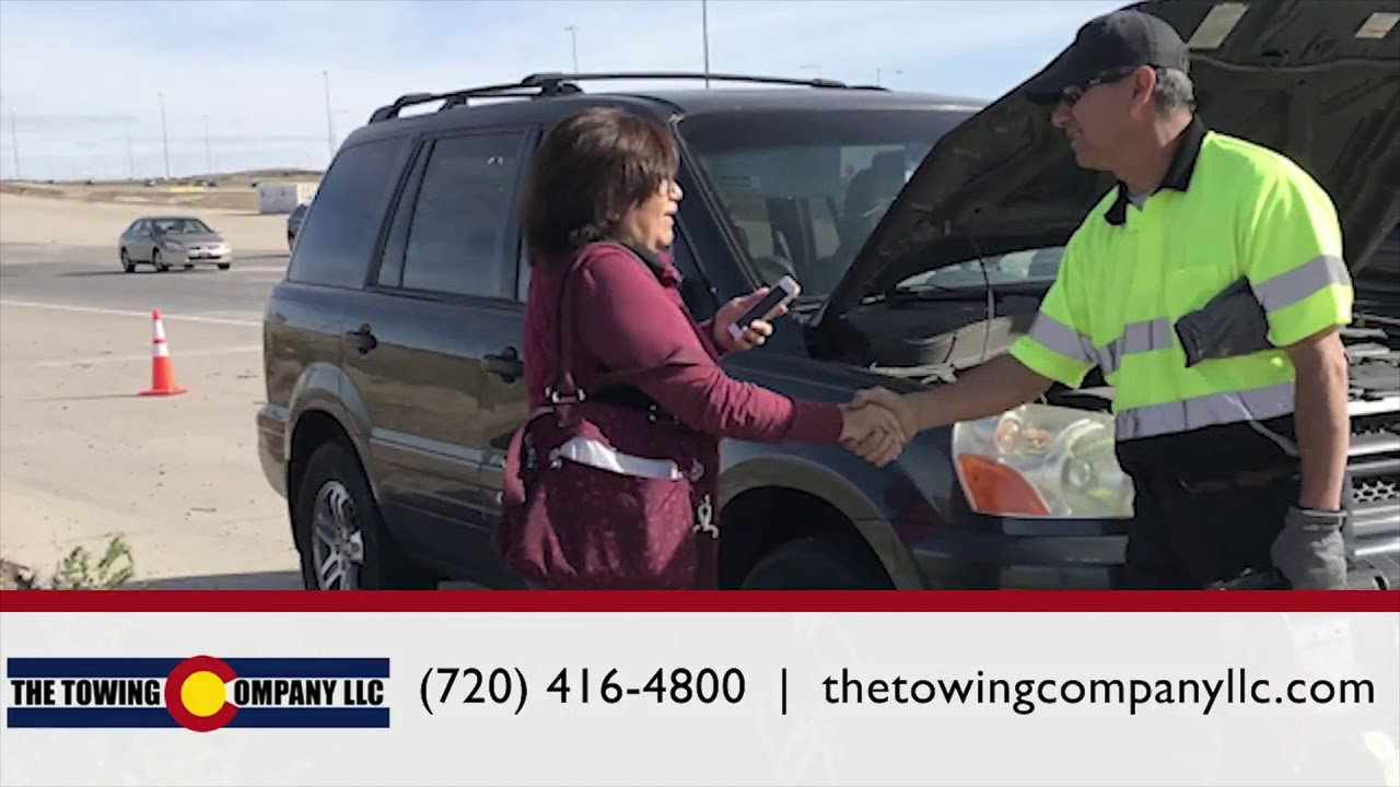 The Towing Company - Towing Services, Aurora Colorado