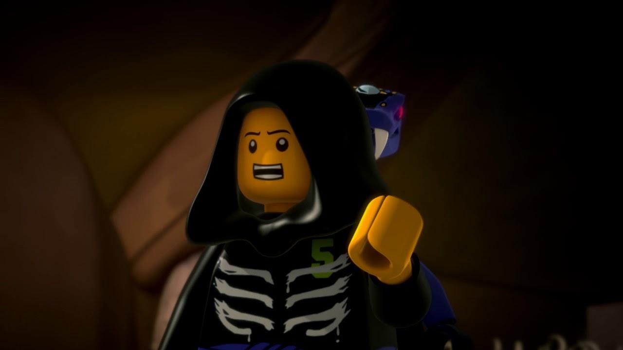 Download LEGO Ninjago - Season 1 Episode 4 - Never trust a Snake