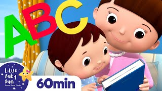 Learn ABC Phonics Animal Song +More Nursery Rhymes for Kids | Little Baby Bum