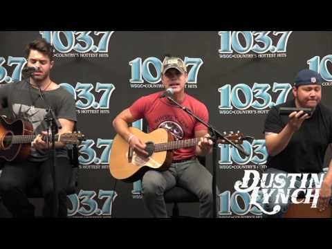 Dustin Lynch Cowboys and Angels  at The New 103 7