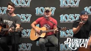 Dustin Lynch Cowboys and Angels Live at The New 103 7