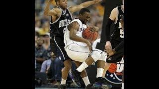 2011 NCAA Basketball  Championship Butler vs. Connecticut