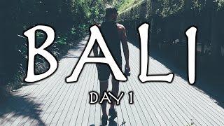 FIRST DAY IN BALI - EXPLORING SEMINYAK | BALI VLOG 01