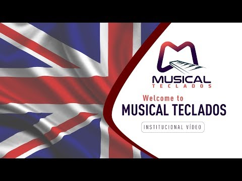 Institutional Video of Musical Teclados - (English Version)
